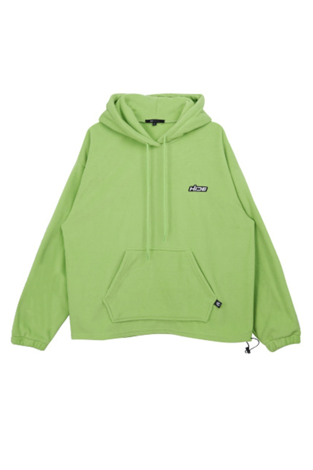 HIDE Future Fleece Hoodie & Pants LIGHT GREEN