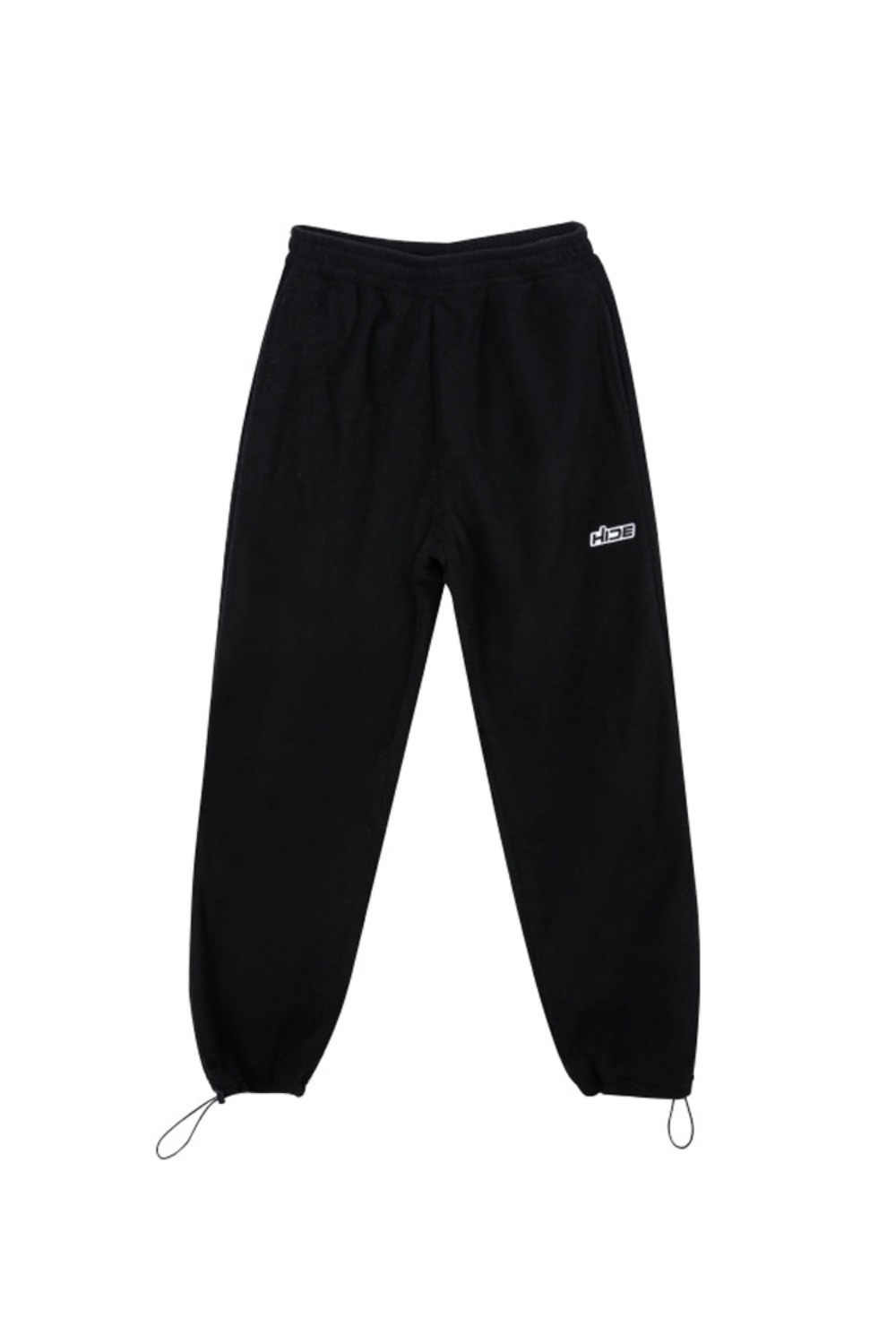 HIDE Future Fleece Pants BLACK