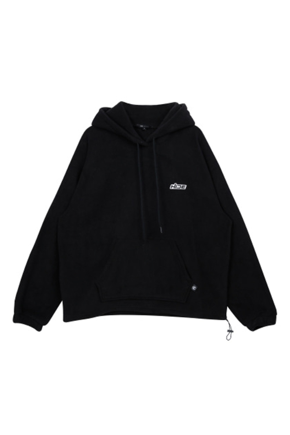 HIDE Future Fleece Hoodie & Pants BLACK