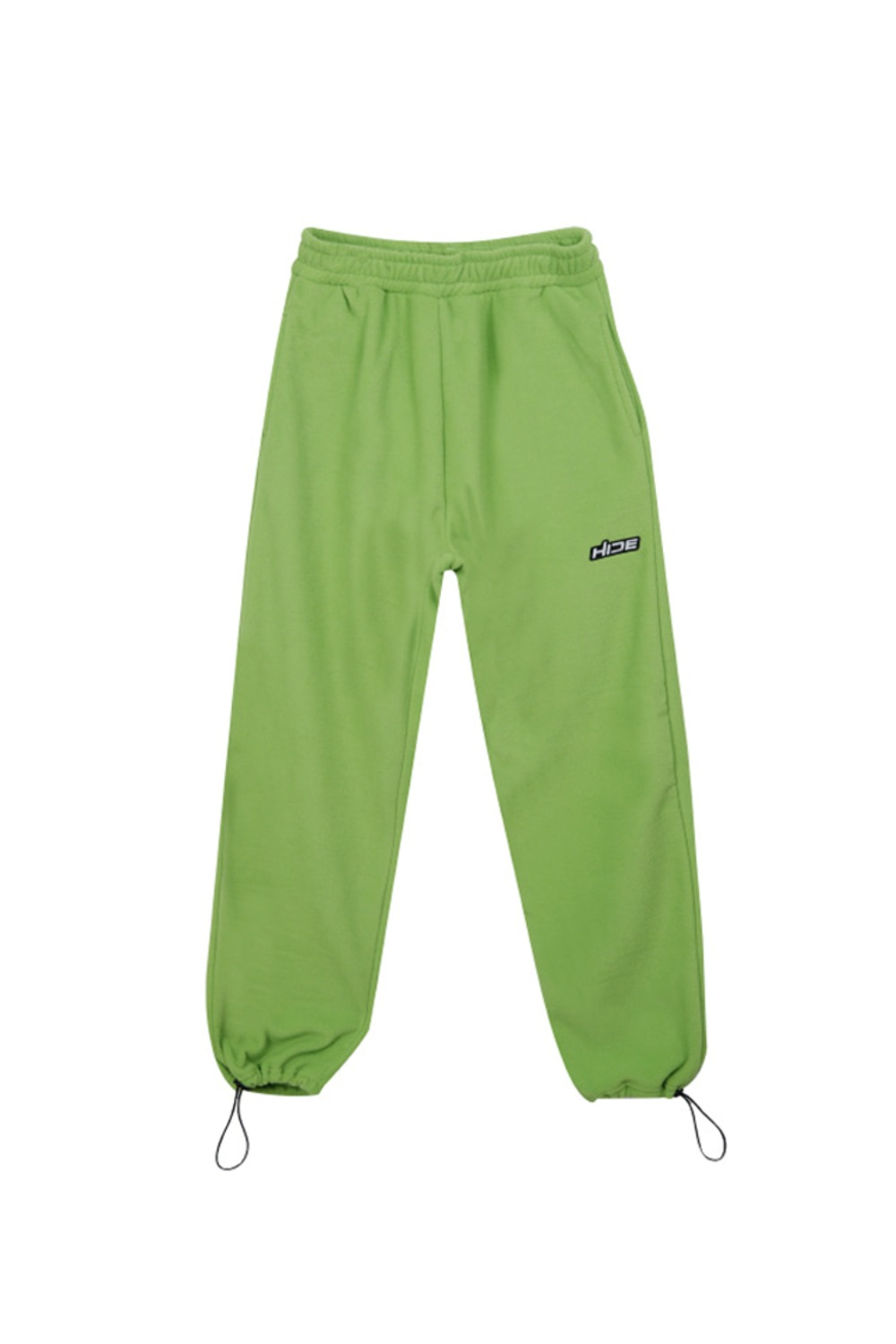 HIDE Future Fleece Pants LIGHT GREEN