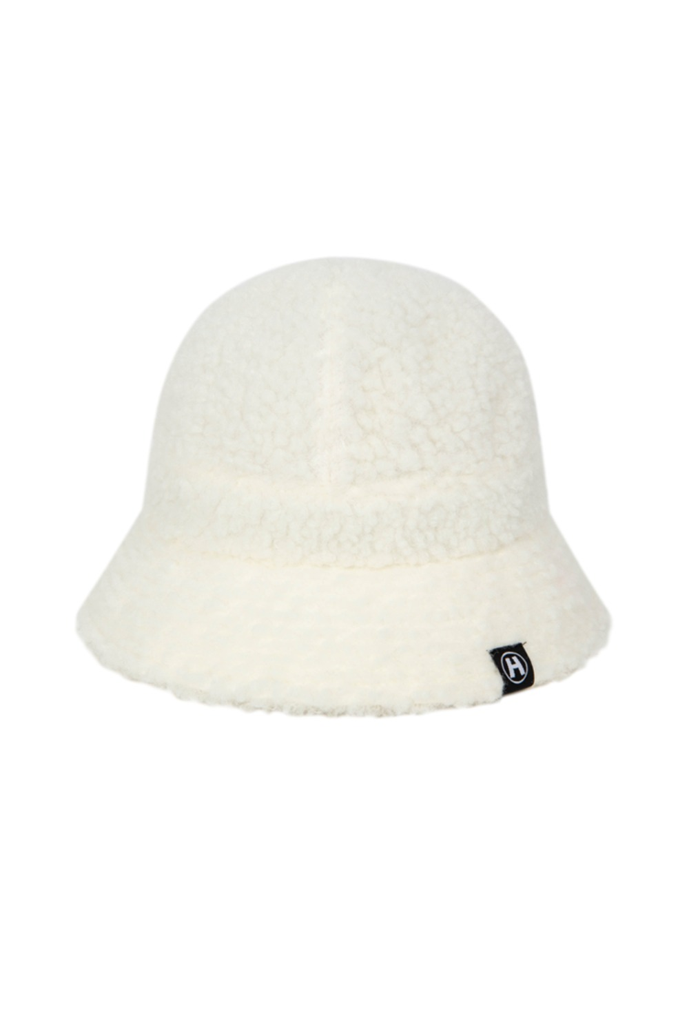HIDE Fleece Bucket Hat IVORY