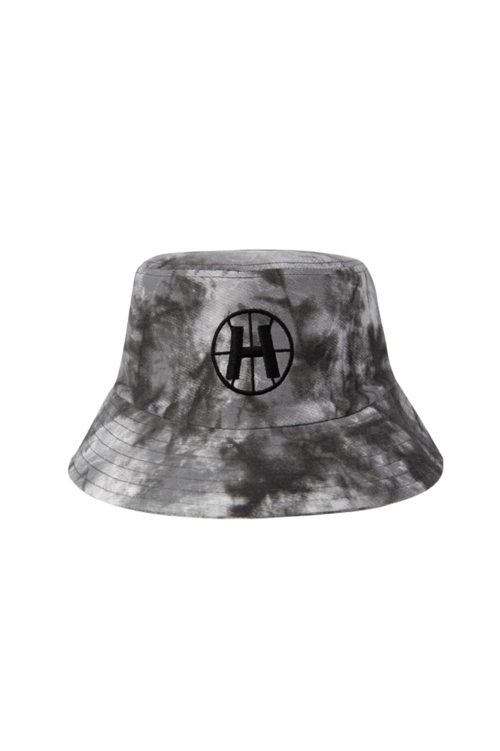 HIDE Tie Dye Bucket Hat BLACK