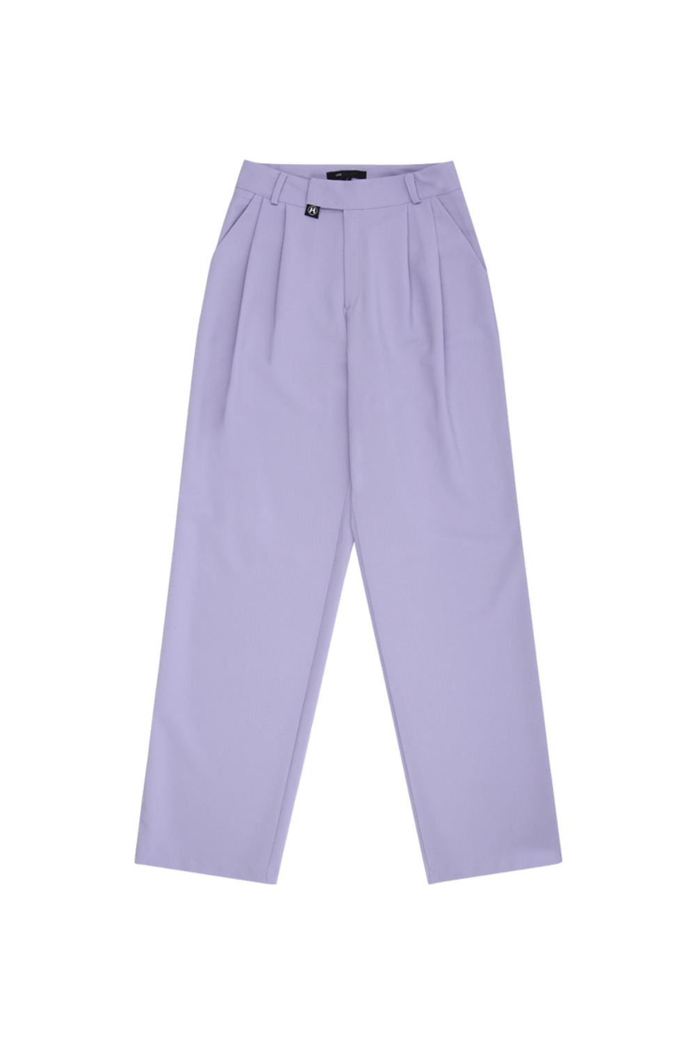 HIDE Pintuck Pants LIGHT PURPLE