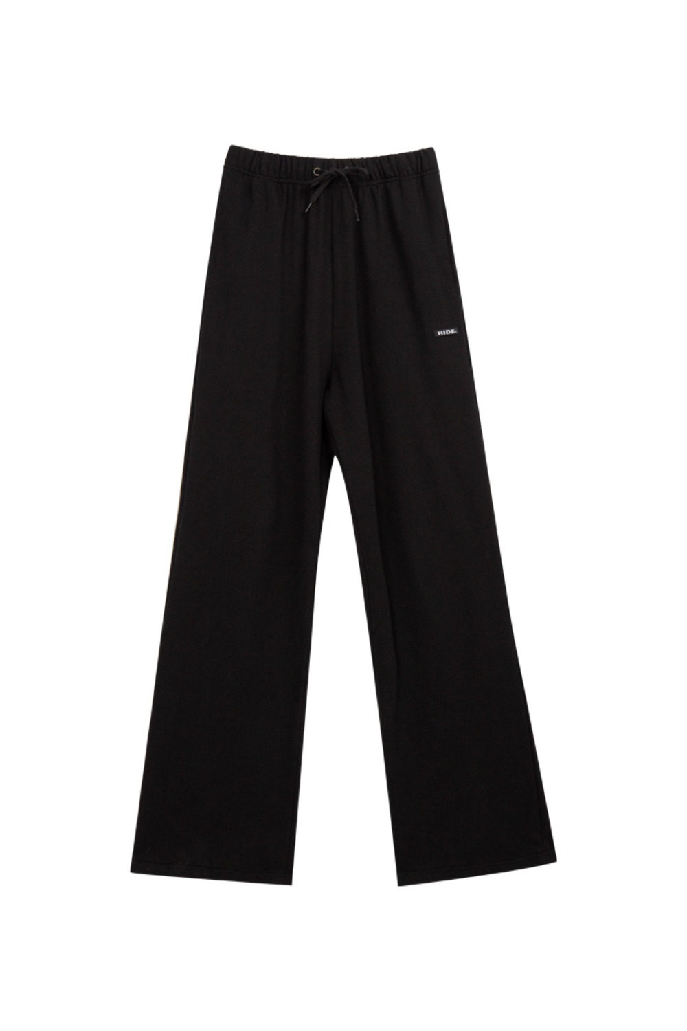 HIDE Mirror Wide Pants BLACK