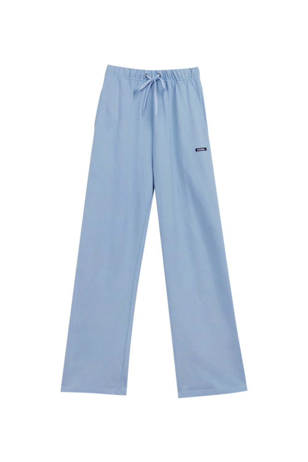 HIDE Mirror Wide Pants SKY BLUE