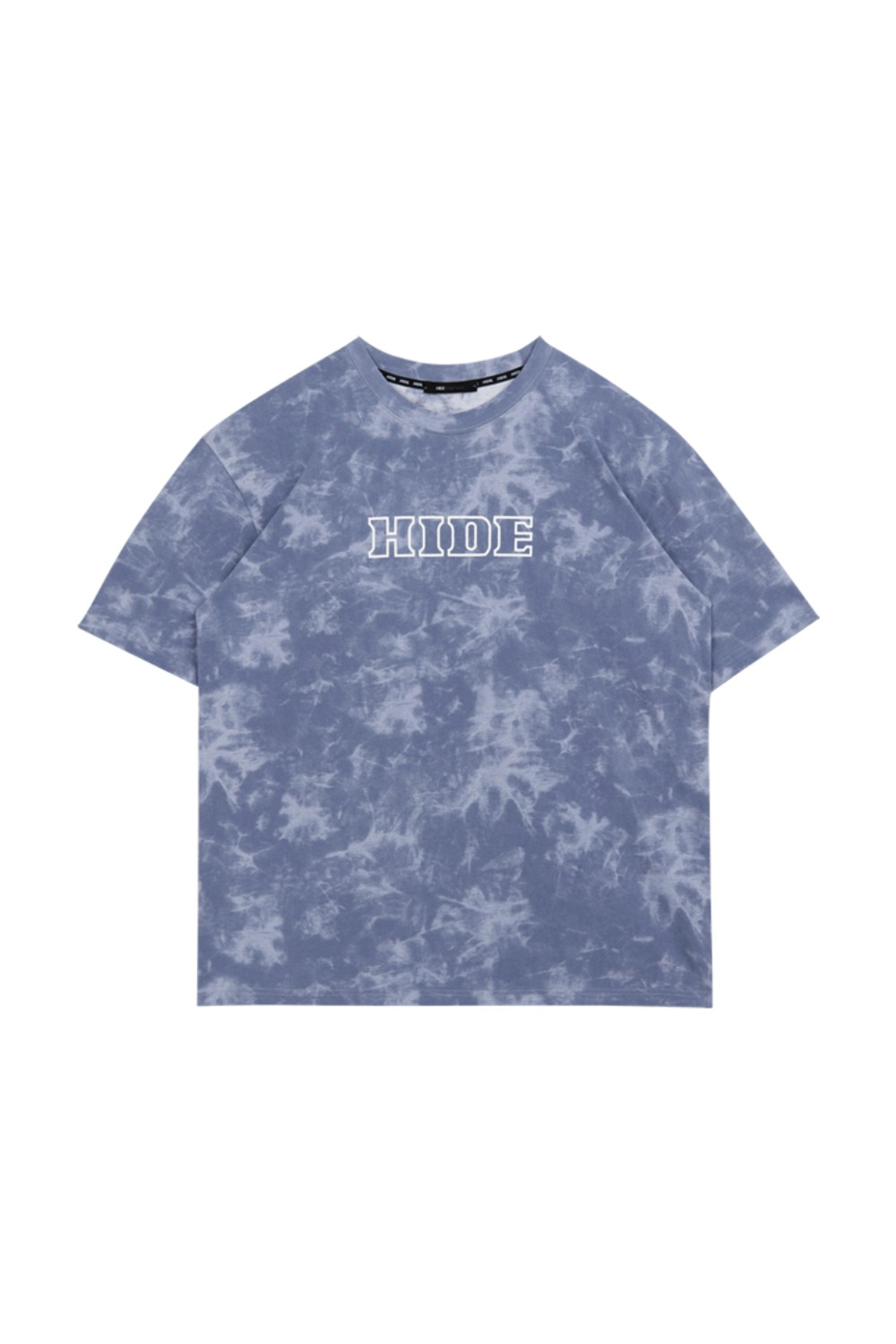 HIDE Tie Dye T-Shirt VINTAGE BLUE