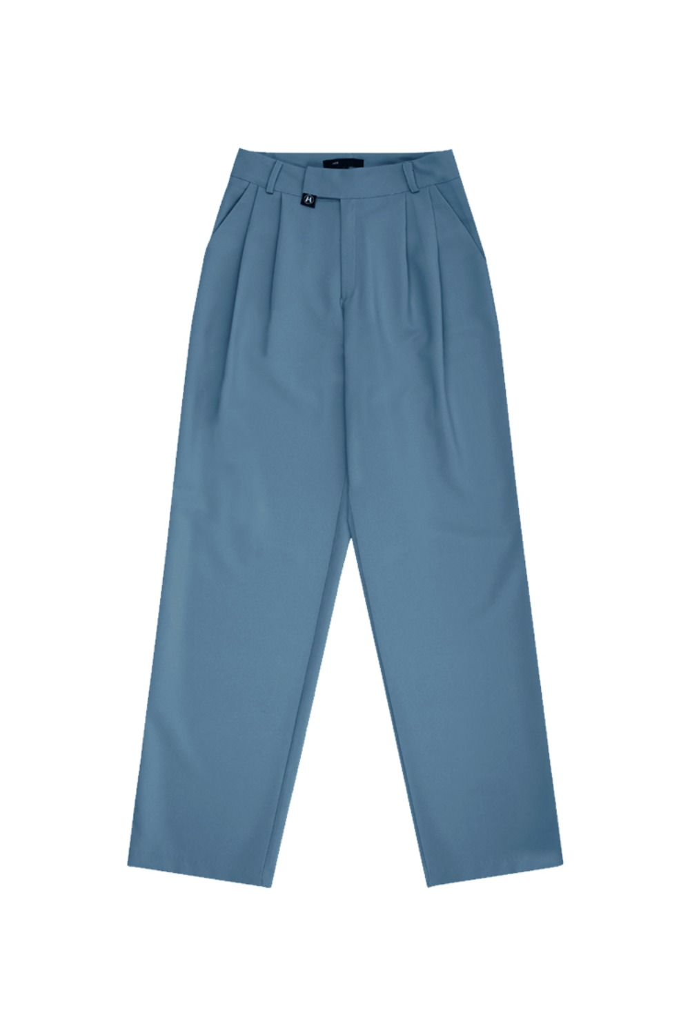 HIDE Pintuck Pants INDI BLUE